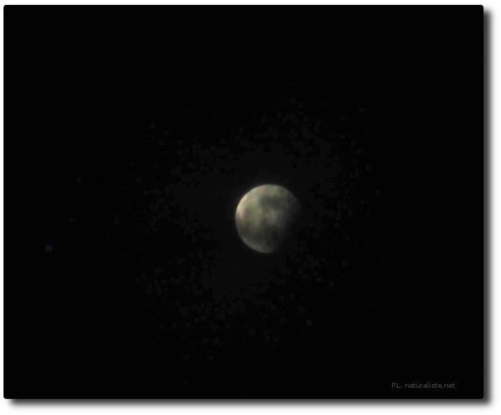 éclipse de lune 31/12/2009