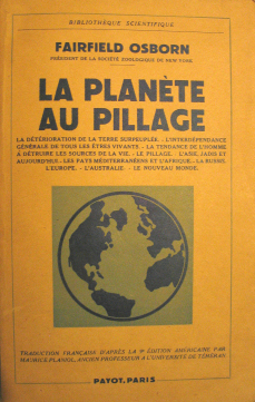La planète au pillage (1949)